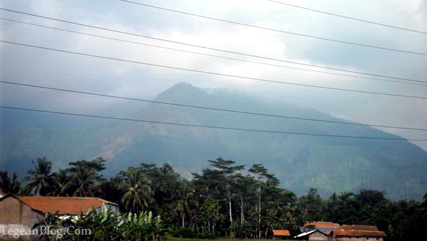 Aktivitas Gunung Slamet (6)