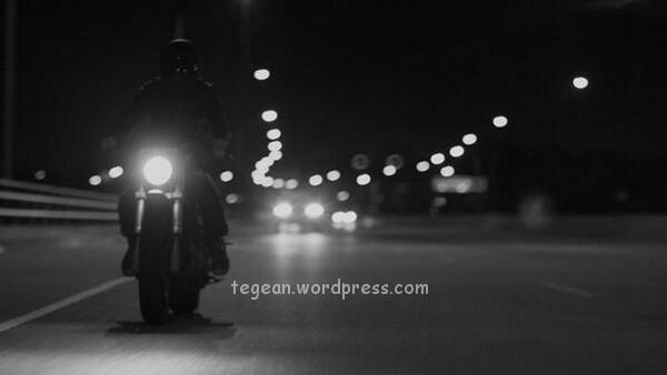 Berkendara malam