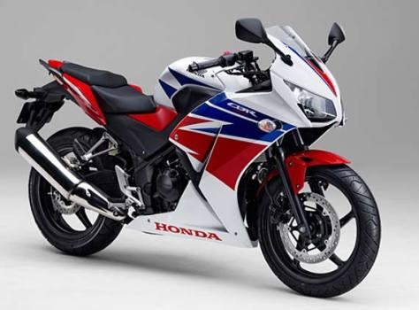 Honda CBR250R 2014 dual keen