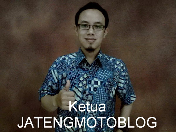ketua jatengmotoblog 2014