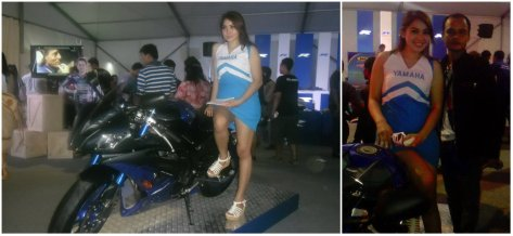 model cantik yamaha, Model Seksi yamaha