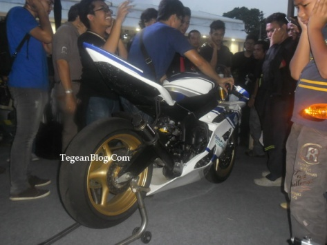 Yamaha R6 Race Edition