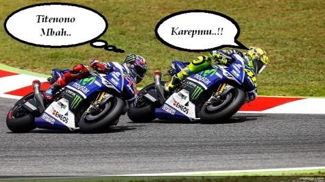 Akrapovic Exhaust M1 Lorenzo and Rossi