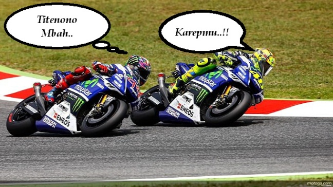 Akrapovic Exhaust M1 Lorenzo and Rossi