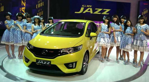 All New Honda Jazz RS jkt48