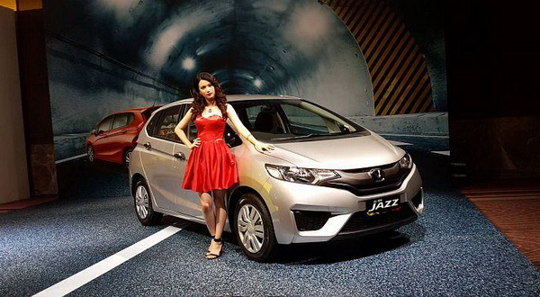 All New Honda Jazz S CVT