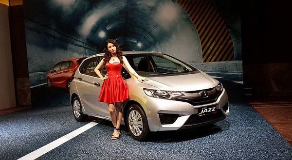 All New Honda Jazz S CVT