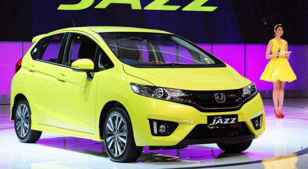 All New Honda Jazz S