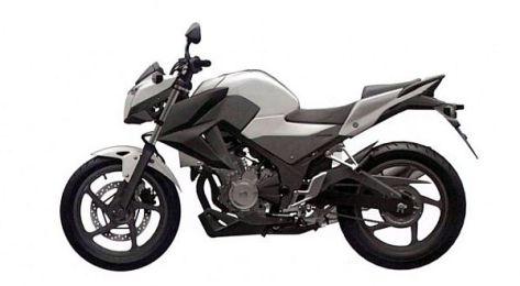 Honda CBR300R Naked Bike