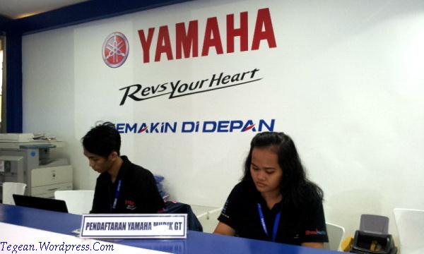 Info mudik bareng Yamaha 2014