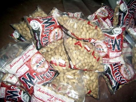 Kacang Asin Oleh-oleh dari Purbalingga