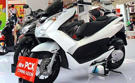 New PCX 150 2014