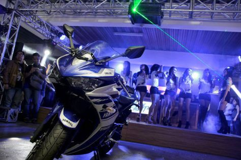 World's Premiere YZF-R25 Revs Party Launching