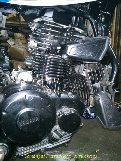 Yamaha Byson V-Engine (2)