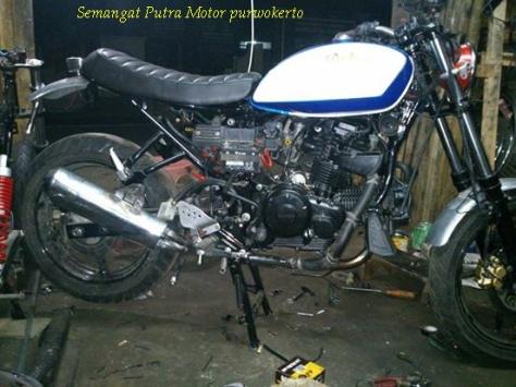 Yamaha Byson V-Engine