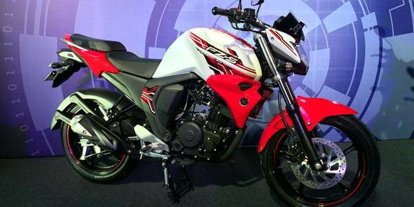 Yamaha FZ-S FI V2.0