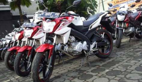 Yamaha New V-Ixion