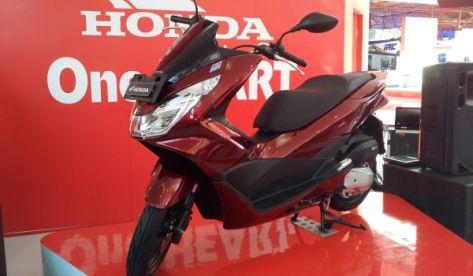 All New Honda PXC 2