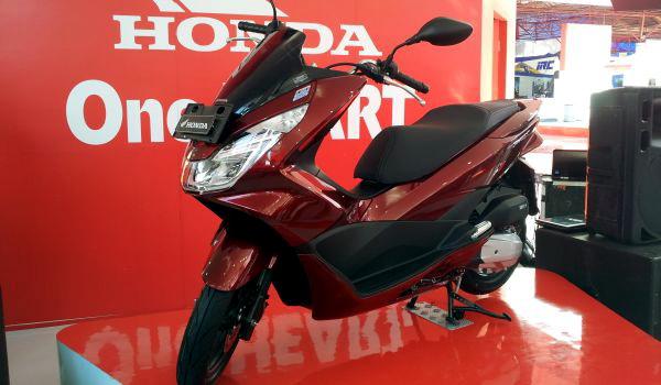 Honda PCX 150 produksi lokal