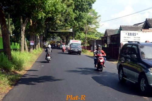 Jalan Raya Padamara Purbalingga