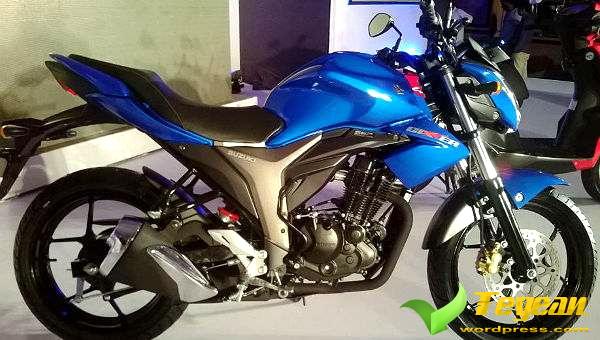 Model Sport Terbaru Suzuki Gixxer 150cc