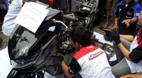 Penjualan Sepeda Motor baru, Sedang Lesu