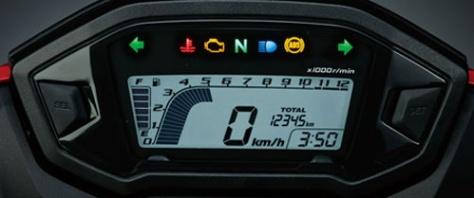speedometer CB250F