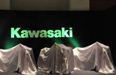 Tahun ini Kawasaki akan meluncurkan 3 produk baru (lagi)
