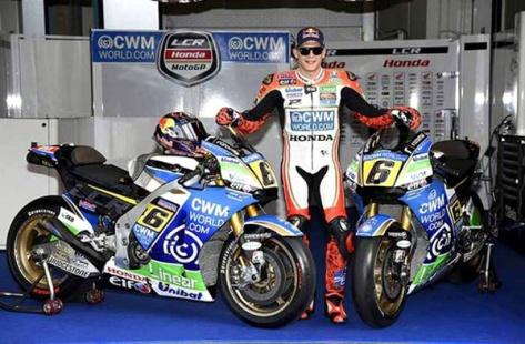 LCR Honda Team MotoGP