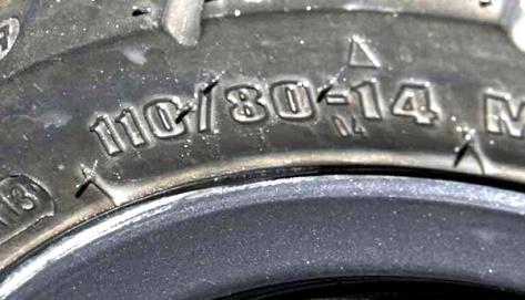 Modifikasi ukuran ban Honda Spacy