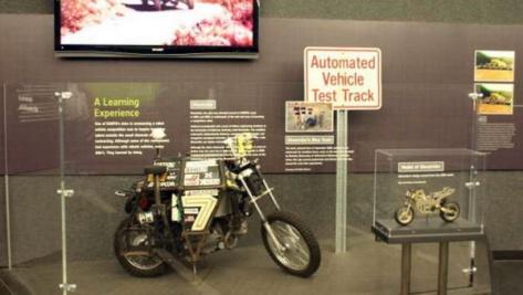 Rancangan Sepeda Motor Cerdas