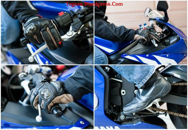 Teknik dasar mengendalikan motor 2