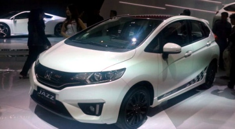 Honda Jazz RS Black Top Limited Edition
