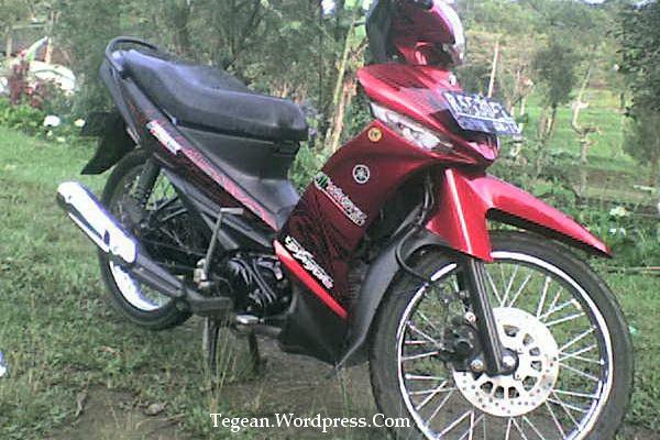 Knalpot Motor Ori
