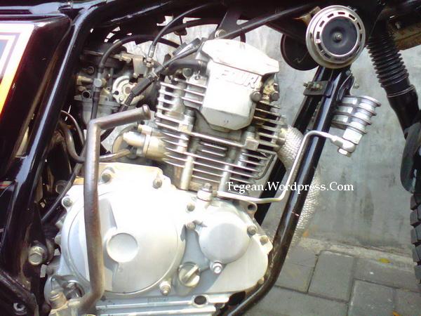 mesin scorpio, oil cooler satria FU