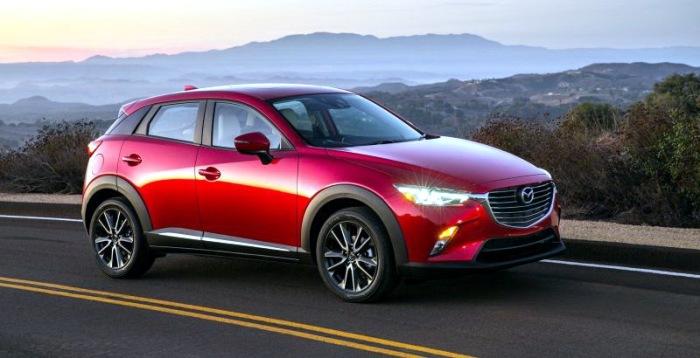 All New Mazda CX-3