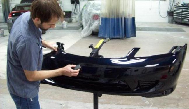Cara Memperbaiki Bumper Mobil yang Pecah