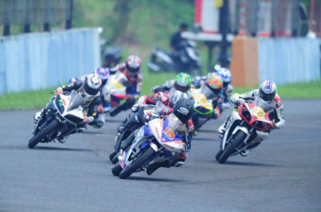 Final Yamaha Cup Race (YCR) 2015