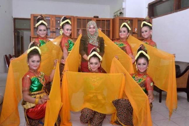 tegeanblog.com Tari Lengkem dari kabupaten Purbalingga