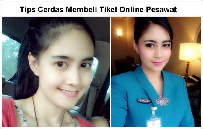 Tips Cerdas Membeli Tiket Online Pesawat