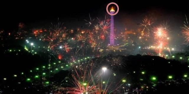 Inilah Lokasi Yang Menarik Untuk Menikmati Malam Tahun Baru