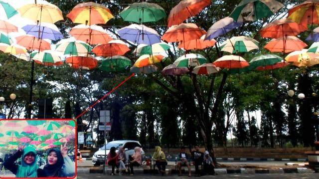 taman payung terminal purwokerto