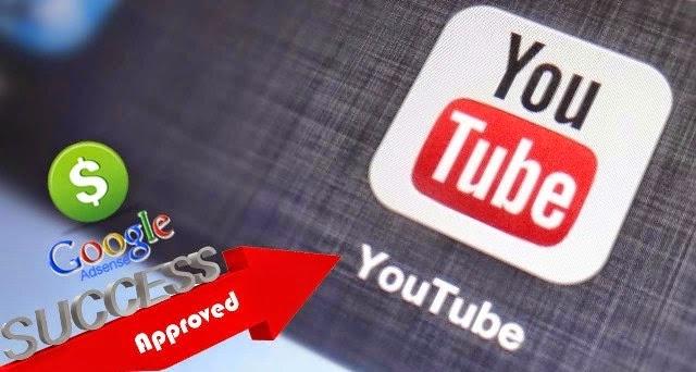 Cara Daftar Adsense di Youtube