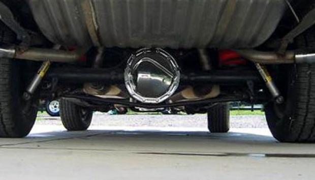 Cara mengatasi gardan mobil supaya tidak cepat rusak