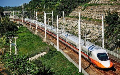Kereta THSR 700T