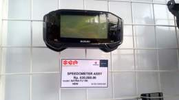 harga speedometer suzuki satria fu 150 fi