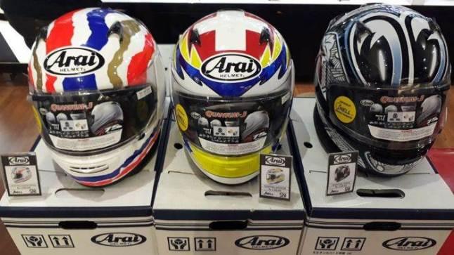 Harga Helm Seken Premium, Boleh Nego Dikit