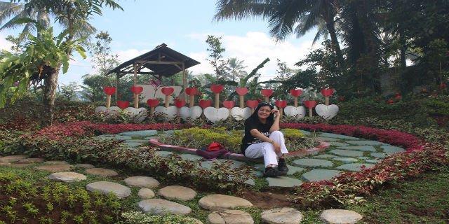 Taman Cinta Talagening, Desa Talagening, Kecamatan Bobotsari Purbalingga