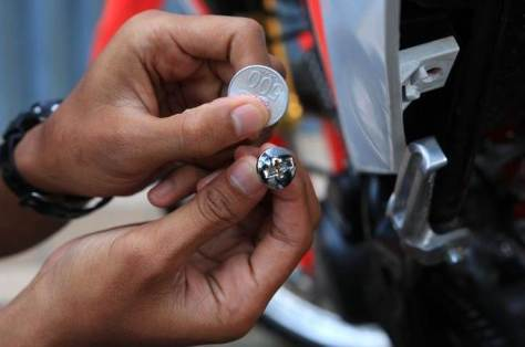 Baut Honda CRF150L