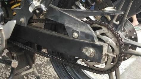 Tips Merawat Rantai Motor agar Awet dan Tahan Lama